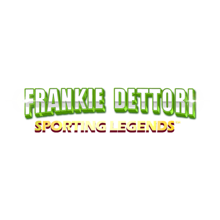 Frankie Dettori Sporting Legends™ on Betfair Casino