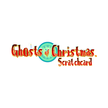 Ghosts of Christmas Scratchcard