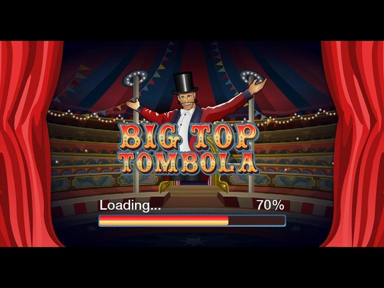Big Top Tombola Slot Game - Real Money Play at Paddy Power™ Bingo