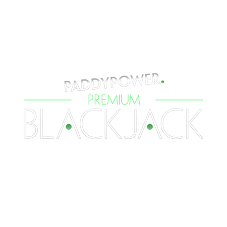 Blackjack Premium w/ SideBets on Paddy Power Games