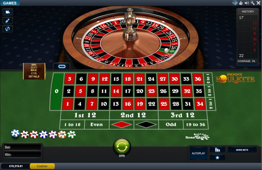 Penny roulette paddy powerpoint