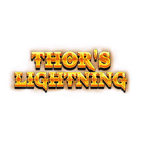 Thor's Lightning on Paddy Power Vegas