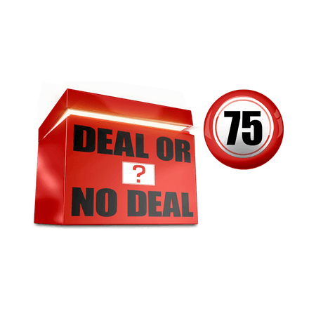 Deal or No Deal Bingo 75 on Paddy Power Bingo