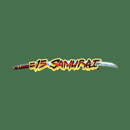 15 Samurai on Paddy Power Games