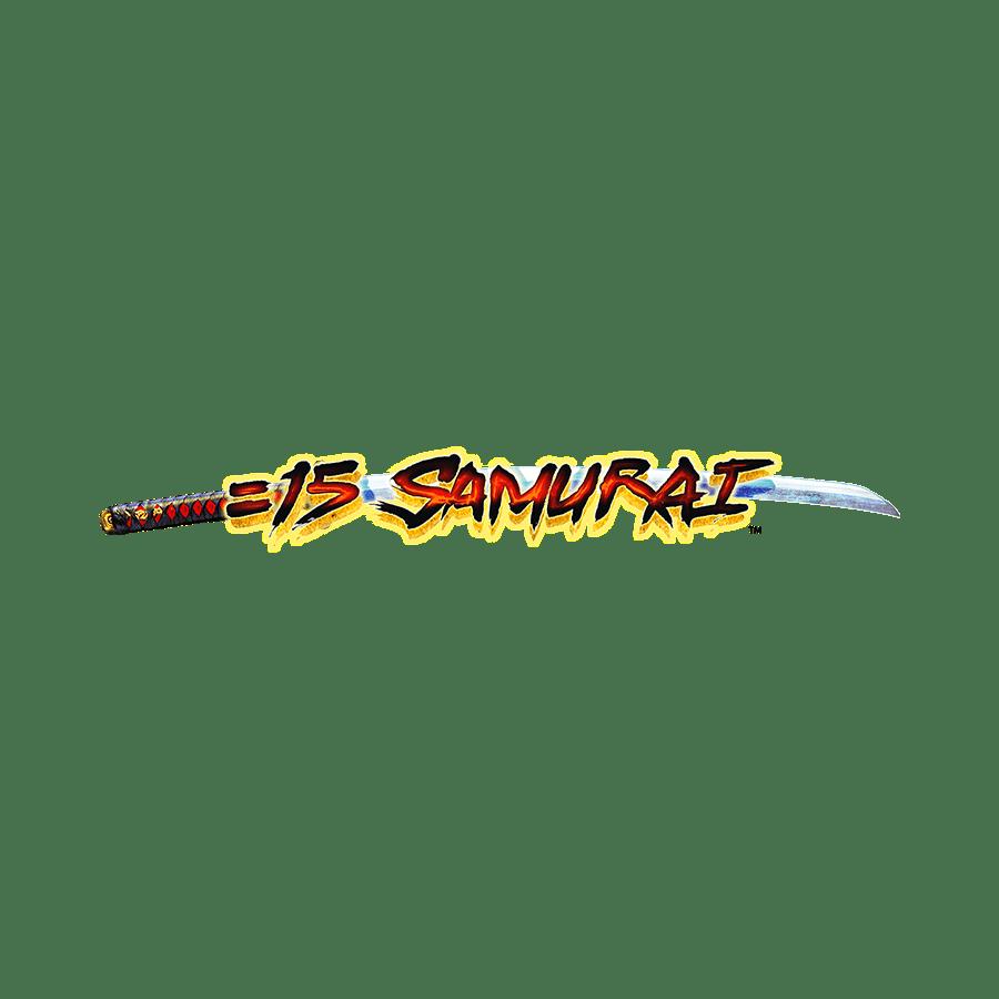 15 Samurai