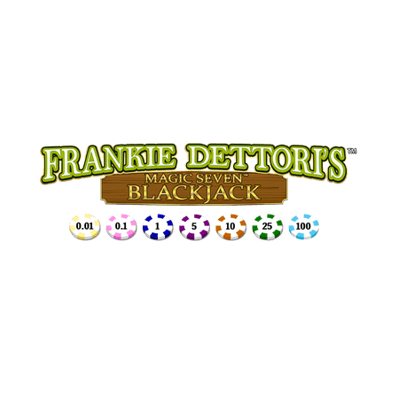 Frankie Dettori's Magic Seven Blackjack™ on Paddy Power Games