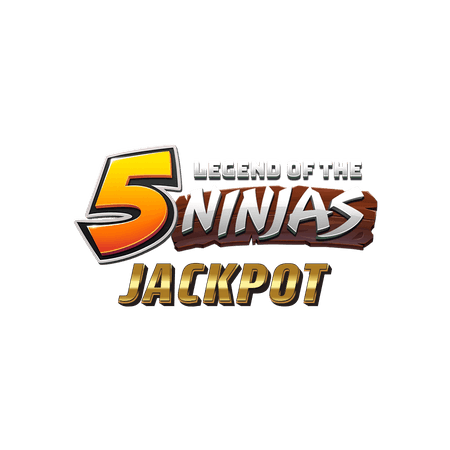 Legend of 5 Ninjas Jackpot on Paddy Power Bingo