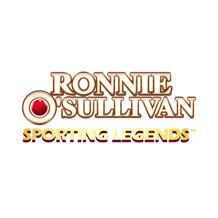 Ronnie O'Sullivan Sporting Legends™ on Paddy Power Casino