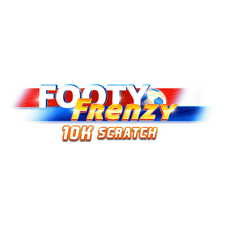 Footy Frenzy 10k Scratch on Paddy Power Bingo