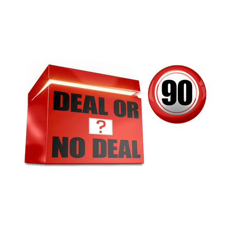 Deal or no Deal Bingo 90 on Paddy Power Bingo