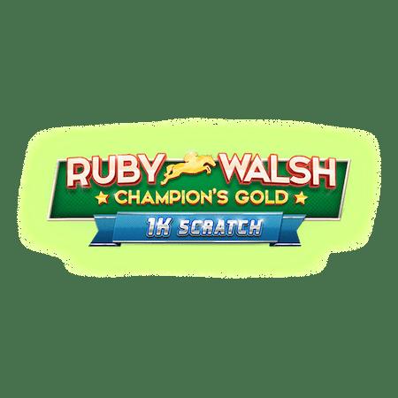 Ruby Walsh Champions Gold 1k Scratch on Paddy Power Vegas