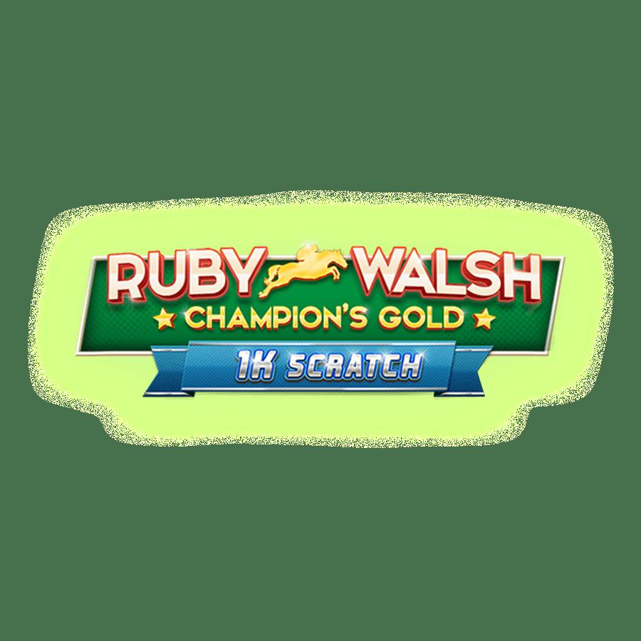 Ruby Walsh Champions Gold 1k Scratch
