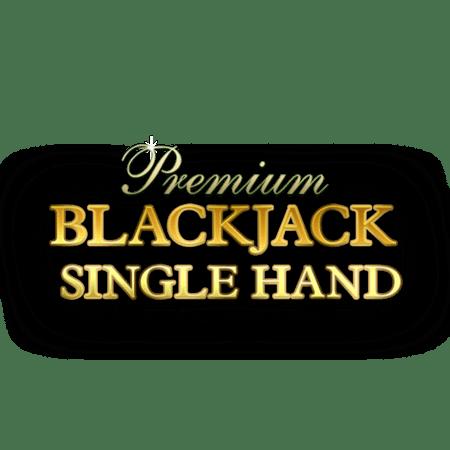 Premium Blackjack Single Hand on Paddy Power Casino