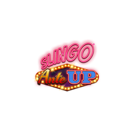 Slingo Ante Up on Paddy Power Games