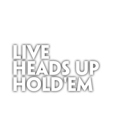 Live Head Up Hold'Em on Paddy Power Games