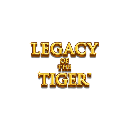 Legacy of the Tiger™ on Paddy Power Sportsbook