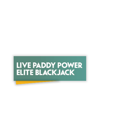 Live Paddy Power Elite Blackjack on Paddy Power Games