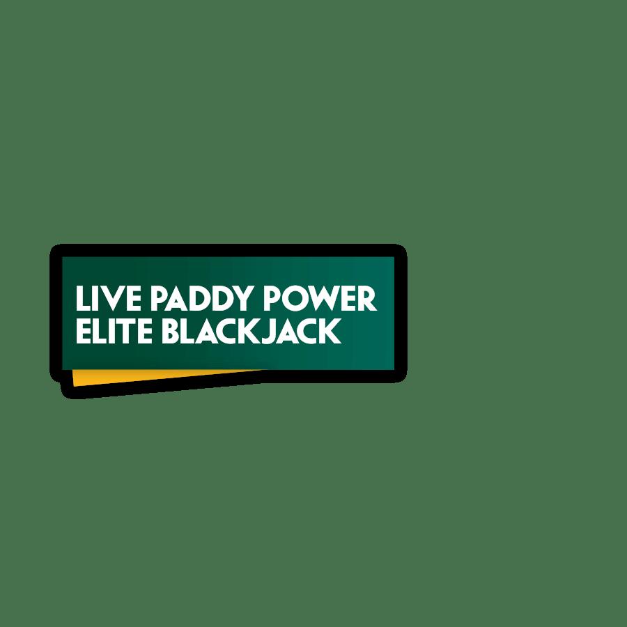 Live Paddy Power Elite Blackjack