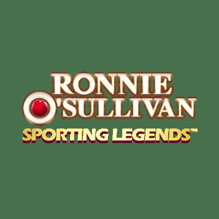 Ronnie O'Sullivan Sporting Legends™ on Paddy Power Casino