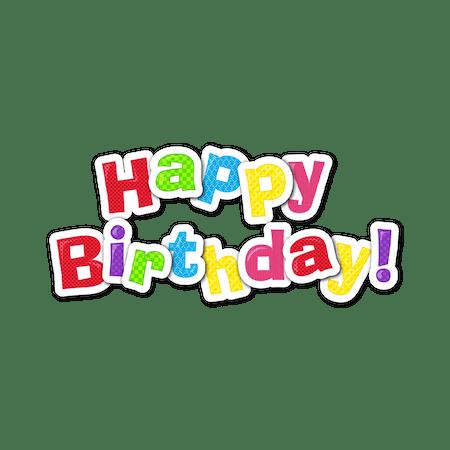 Happy Birthday on Paddy Power Bingo