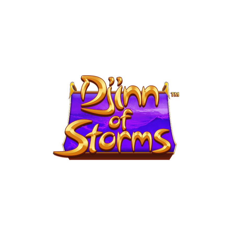 Djinn of Storms™ PowerPlay Jackpot