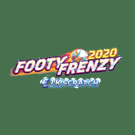 Footy Frenzy 2020 1k Scratch on Paddy Power Games
