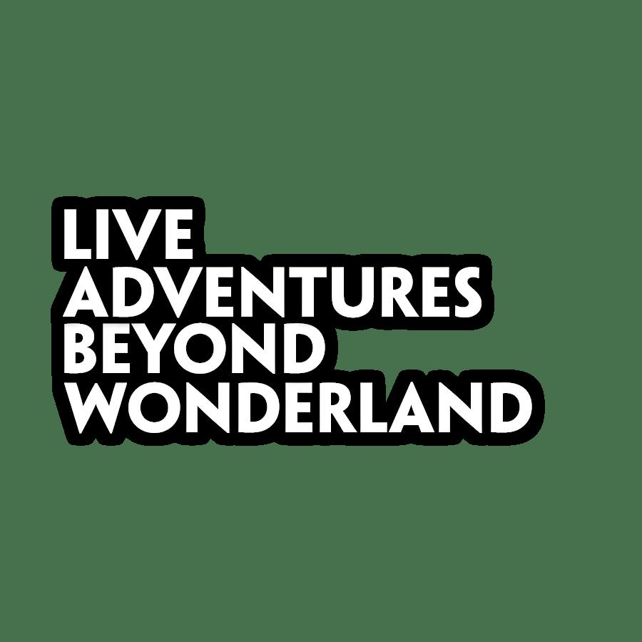 Live Adventures Beyond Wonderland