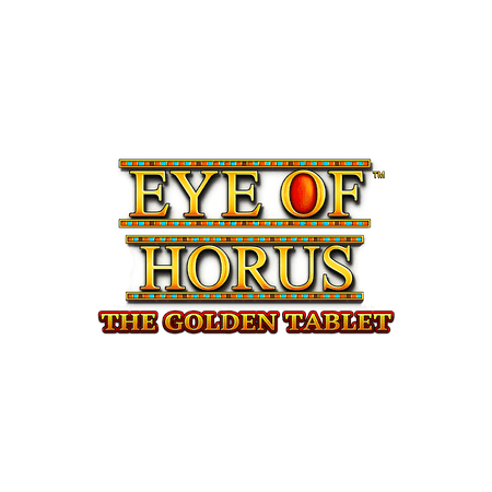 Eye of Horus - The Golden Tablet on Paddy Power Games