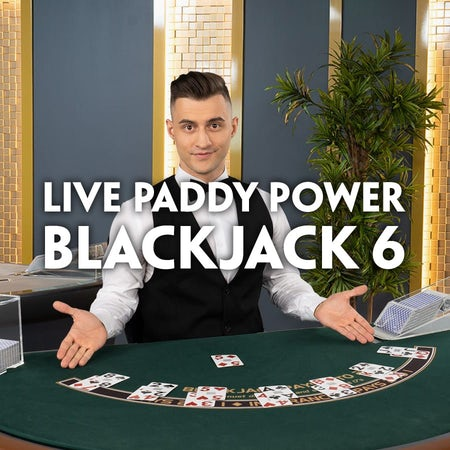 Live Blackjack Online Play Live Blackjack Paddy Power Casino