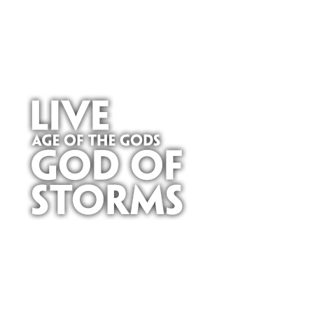 Live Age of the Gods God of Storms on Paddy Power Games