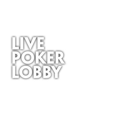 Live Poker Lobby on Paddy Power Casino