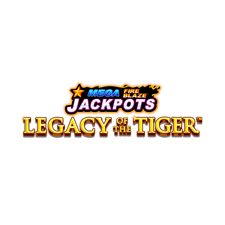 Legacy of the Tiger™ on Paddy Power Games