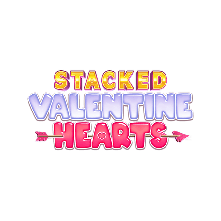 Stacked Valentine Hearts on Paddy Power Bingo