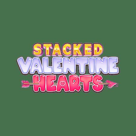 Stacked Valentine Hearts on Paddy Power Bingo