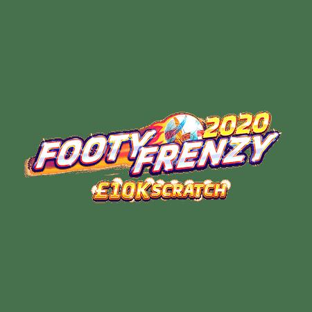 Footy Frenzy 2020 Scratch on Paddy Power Vegas