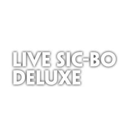 Live Sic-Bo Deluxe on Paddy Power Games