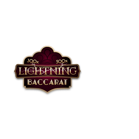Lightning Baccarat on Paddy Power Games