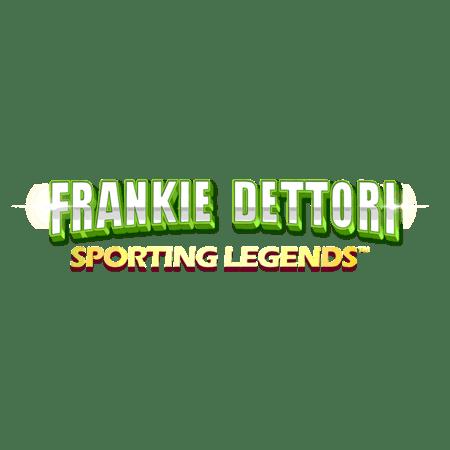 Frankie Dettori Sporting Legends™ on Paddy Power Casino