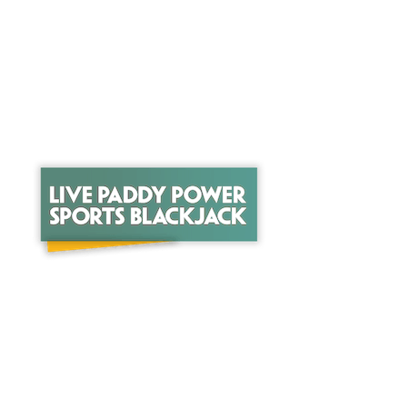 Live Paddy Power Sports Blackjack on Paddy Power Games