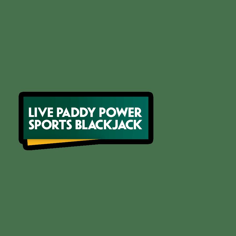 Live Paddy Power Sports Blackjack