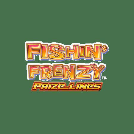 Fishin' Frenzy Prize Lines on Paddy Power Bingo