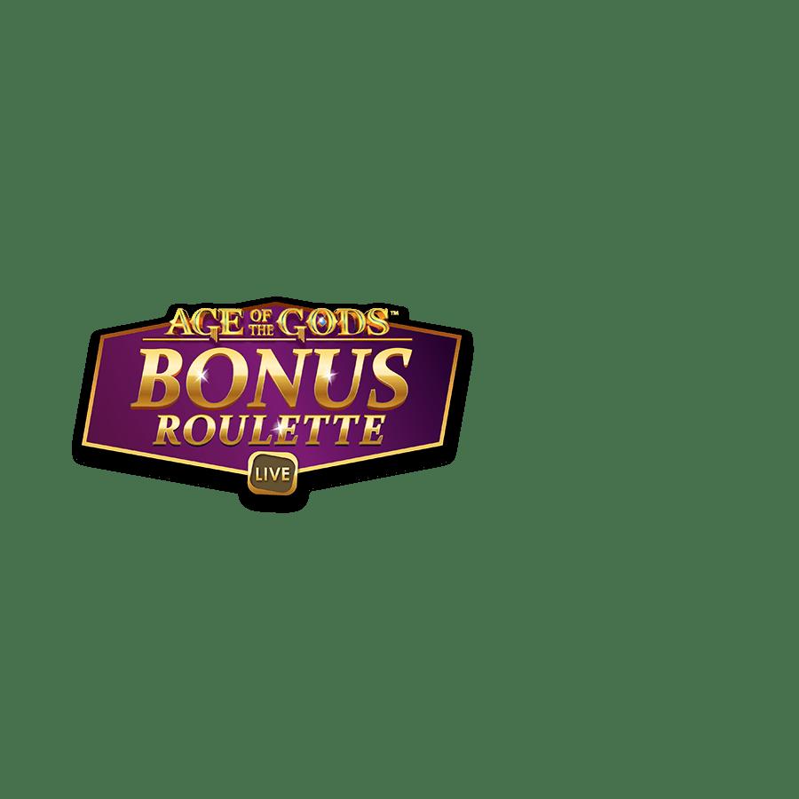 Live Age of the Gods Bonus Roulette