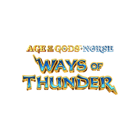 Age Of The Gods™ Norse Ways of Thunder on Paddy Power Casino