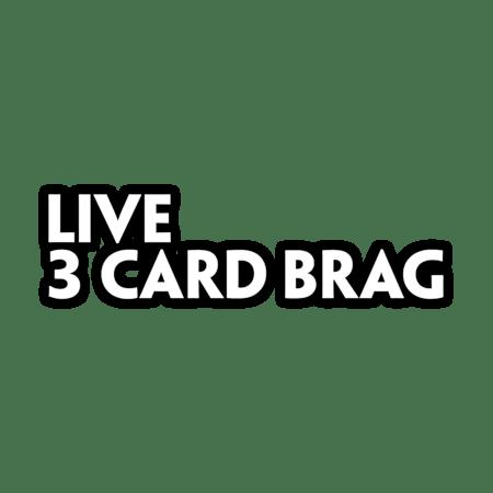 Live 3 Card Brag on Paddy Power Casino
